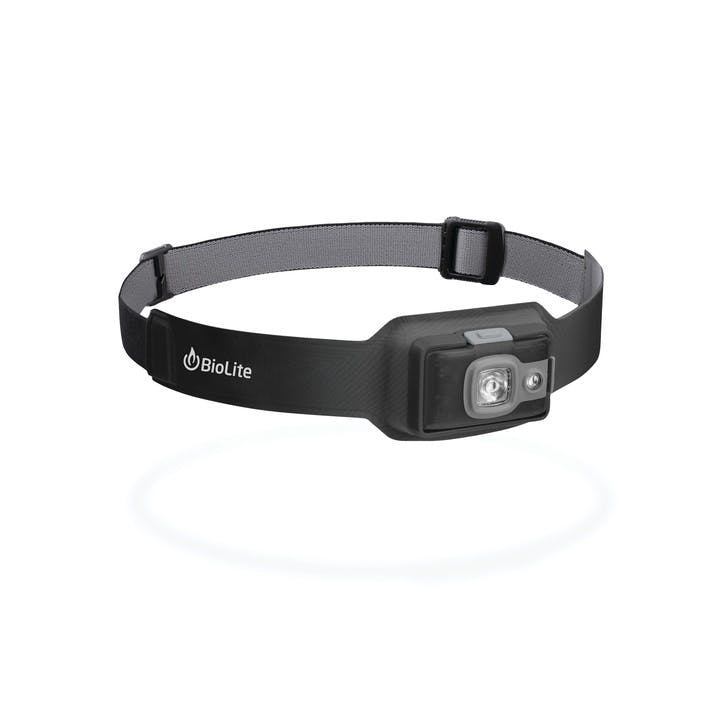 Headlamp 200, Midnight Grey