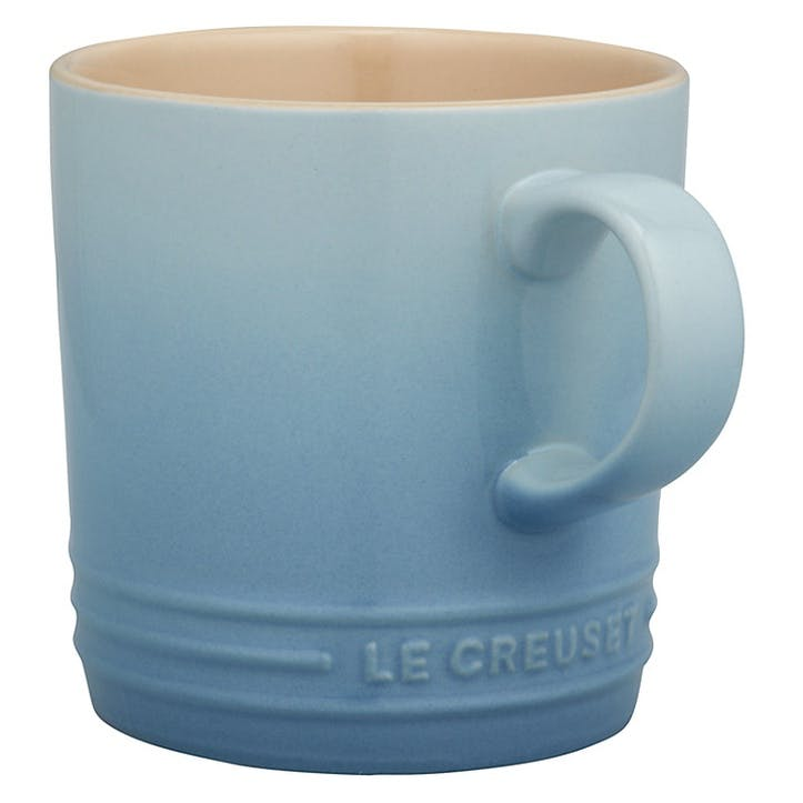 Stoneware Mug - 350ml; Coastal Blue