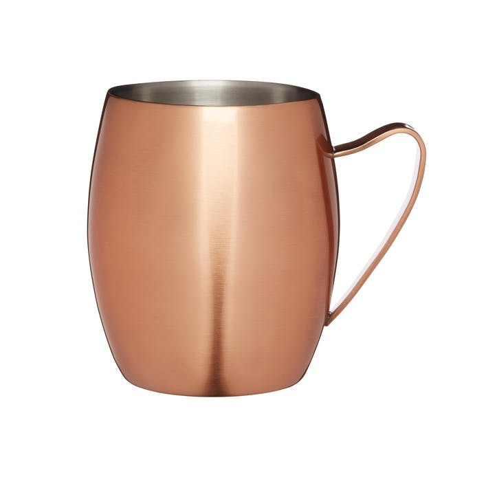 Luxe Lounge Double Walled Moscow Mule Mug