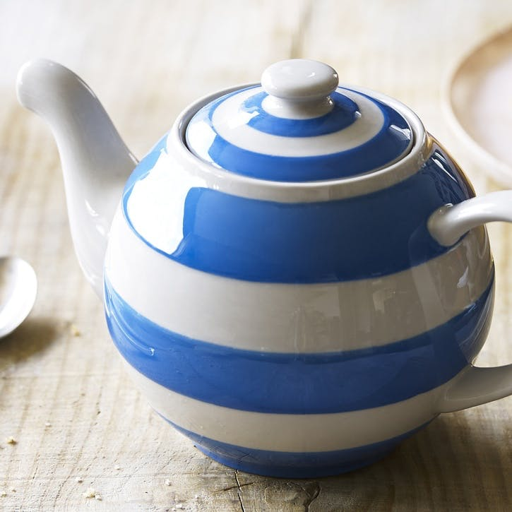 Cornish Blue Small Betty Teapot