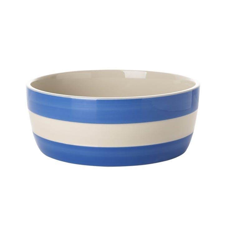 Cornish Blue Pet Bowl