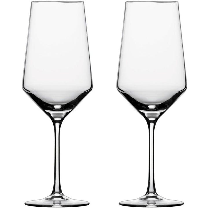 Pure Bordeaux Wine Glasses, Set of 6