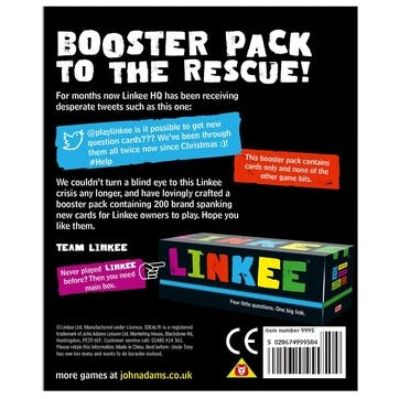 Linkee Booster Pack