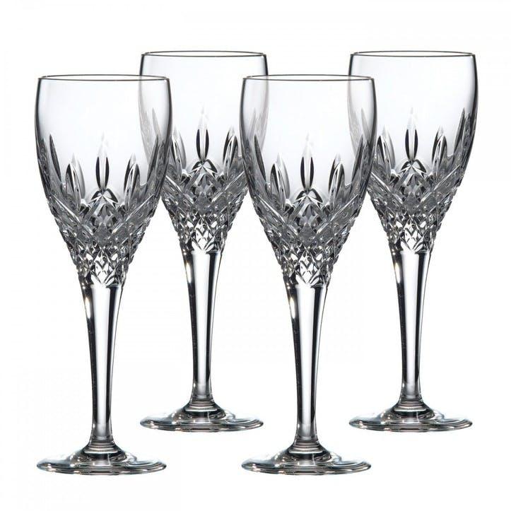 Highclere Sherry Glasses, Set of 4