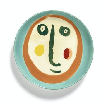 Ottolenghi, Set of 4 Extra Small Plates, Multi