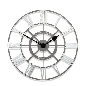 Evening Star Skeleton Clock, 61cm