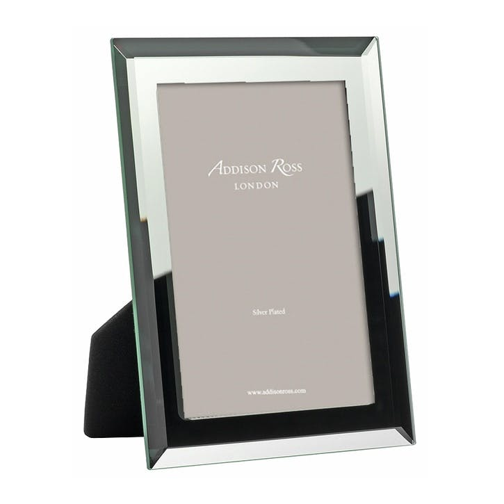 "Bevel Mirror Photo Frame - 5""x7"""