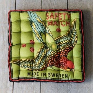 Parrot Matchbox Seat Pad