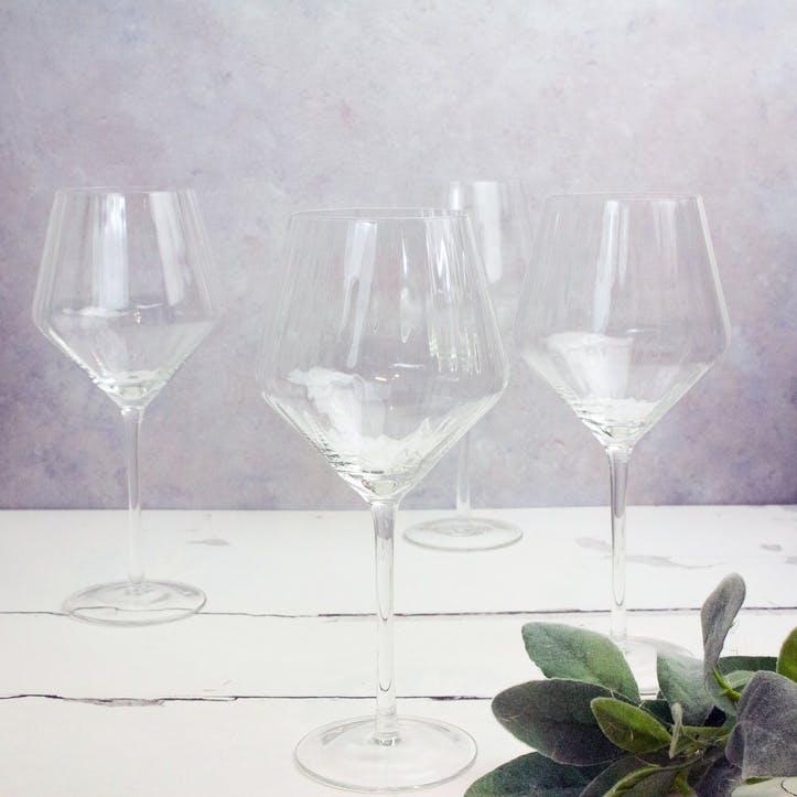 Elegance Wine Glass, Set of 4