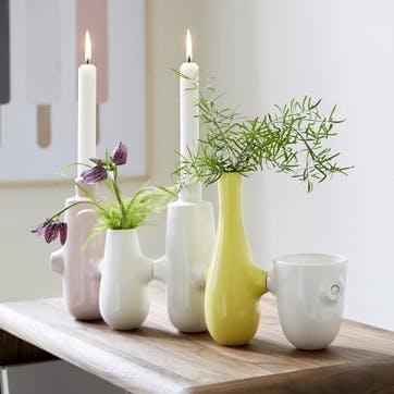 Fiducia Vase & Candle Holder