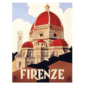 Piddix Firenze Canvas, 30 x 40cm