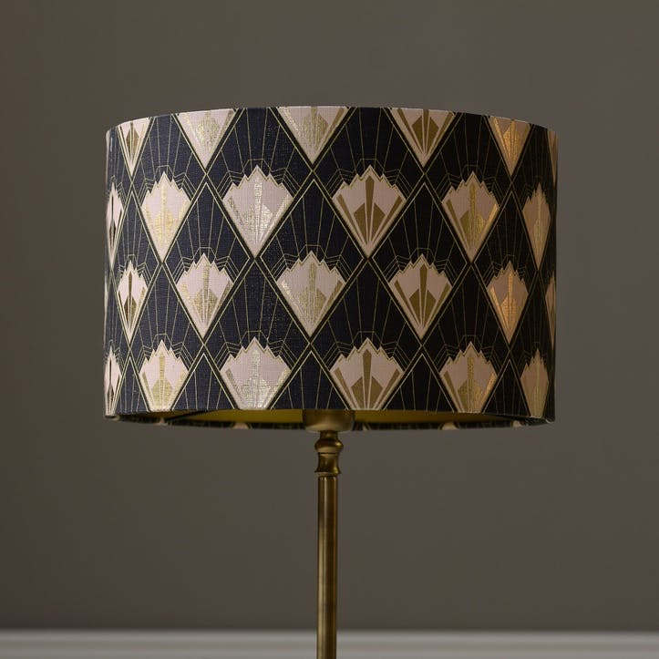 Revival Drum Lampshade, Small