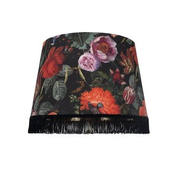 Flowers of the Lady Cone Lampshade, 35 x 45cm
