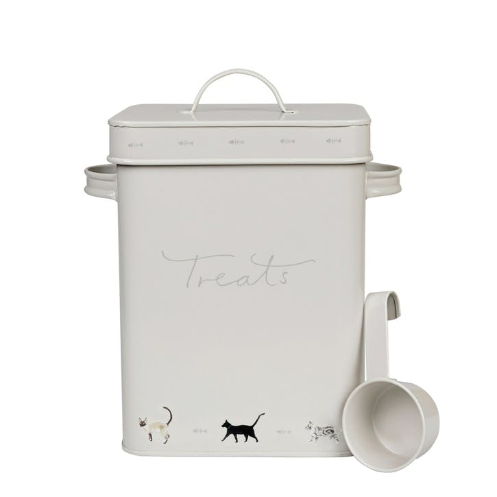 'Purrfect!' Cat Treat Tin