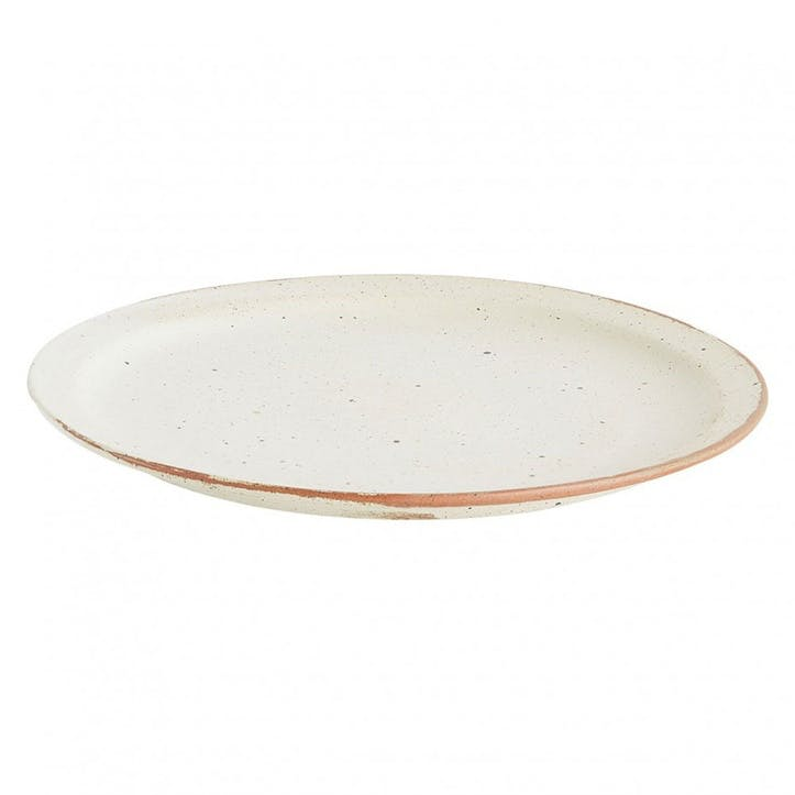 Barnaby Dinner Plate, Beige