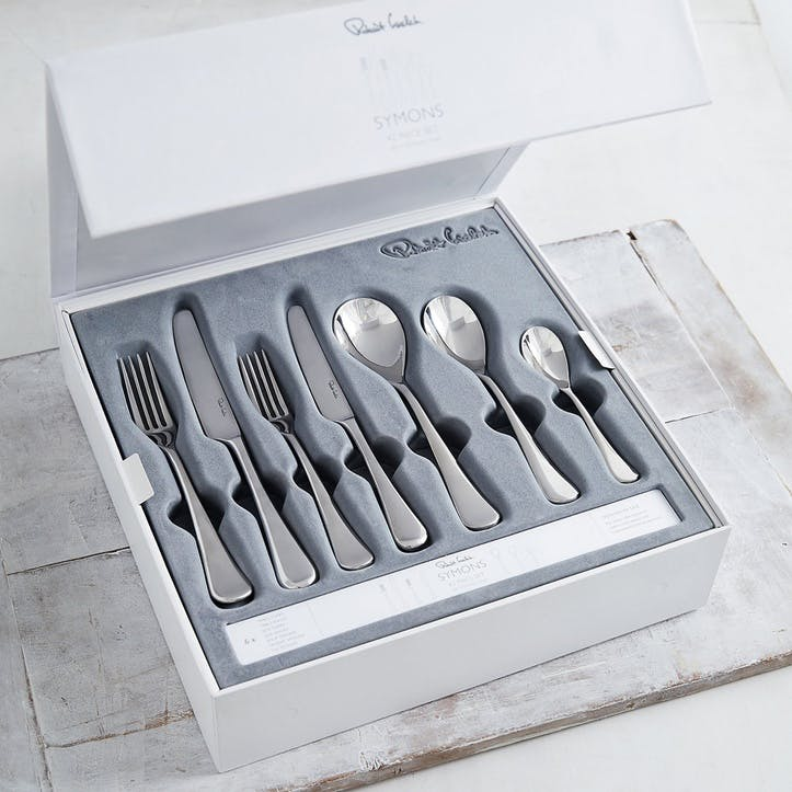 Symons Cutlery, Set Of 42