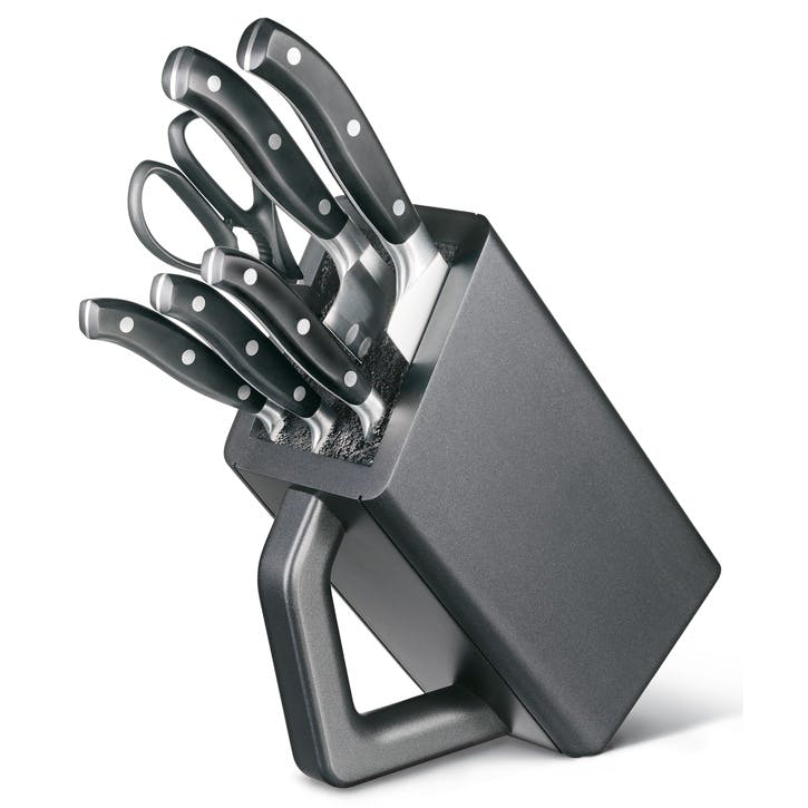 Grand Maître Cutlery Block, 6 pieces