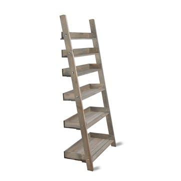 Aldsworth Shelf Ladder Wide, Spruce