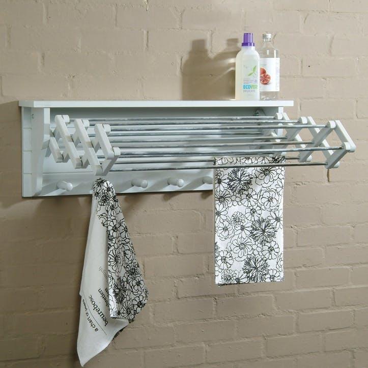Chalk Extending Clothes Dryer