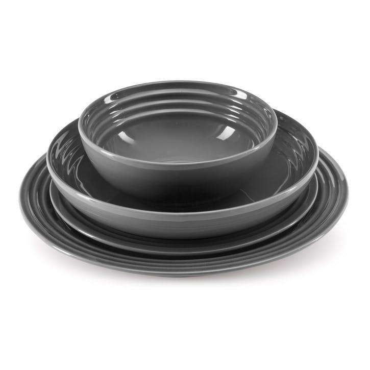 Dinner Plate - 27cm; Flint