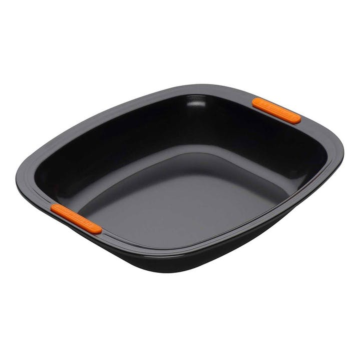 Bakeware Non-Stick Rectangular Roaster - 33cm