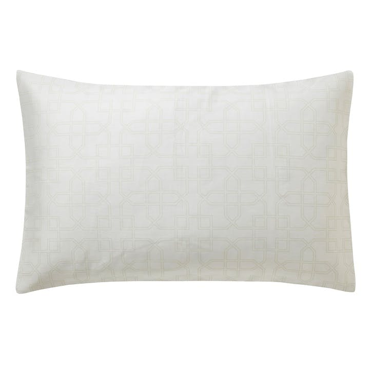 Tulipomania Standard Pillowcase, Amethyst