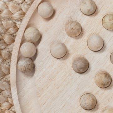 Mango Wood Solitaire Board