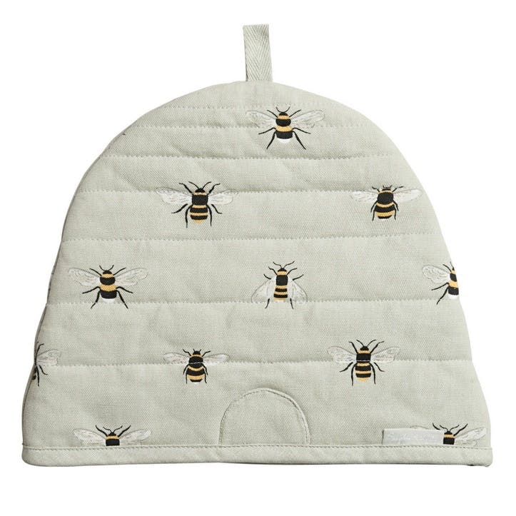 'Bees' Beehive-Shaped Tea Cosy