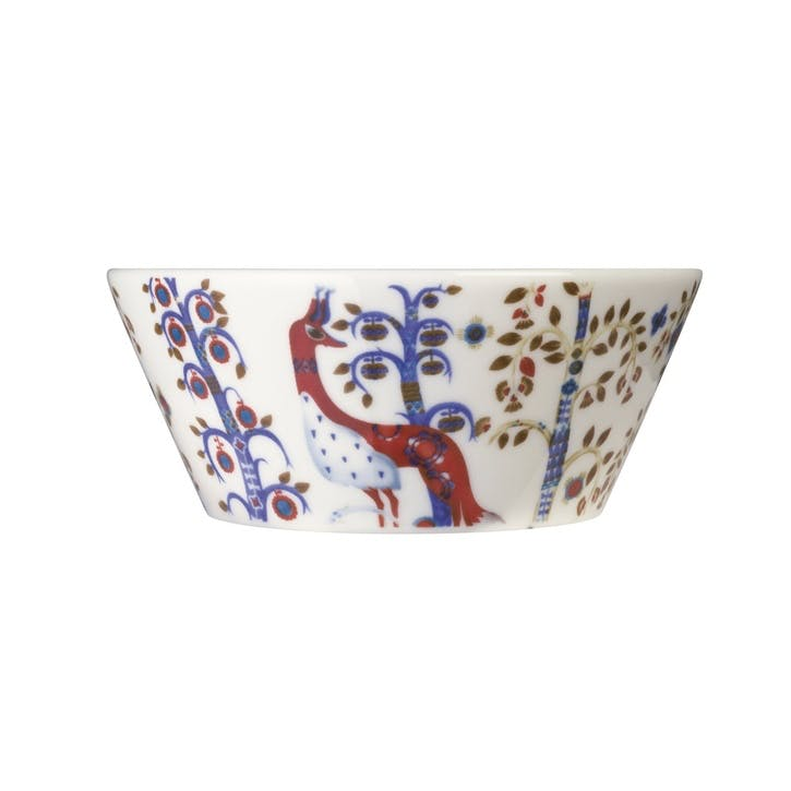 Taika Cereal Bowl, White