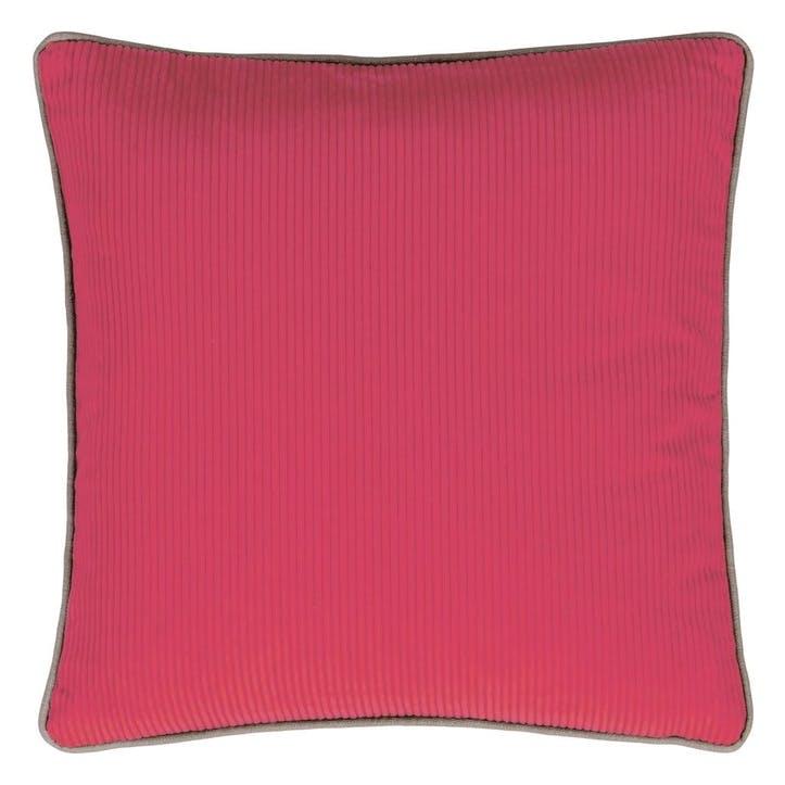 Corda Cushion, H43 x W43cm, Fuschia