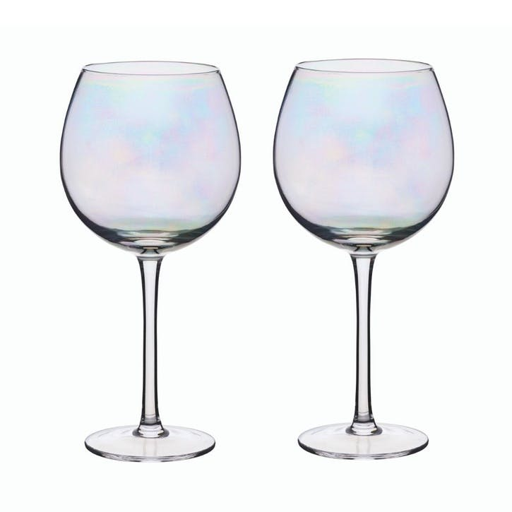 Lustre Gin Glass, Set of 2
