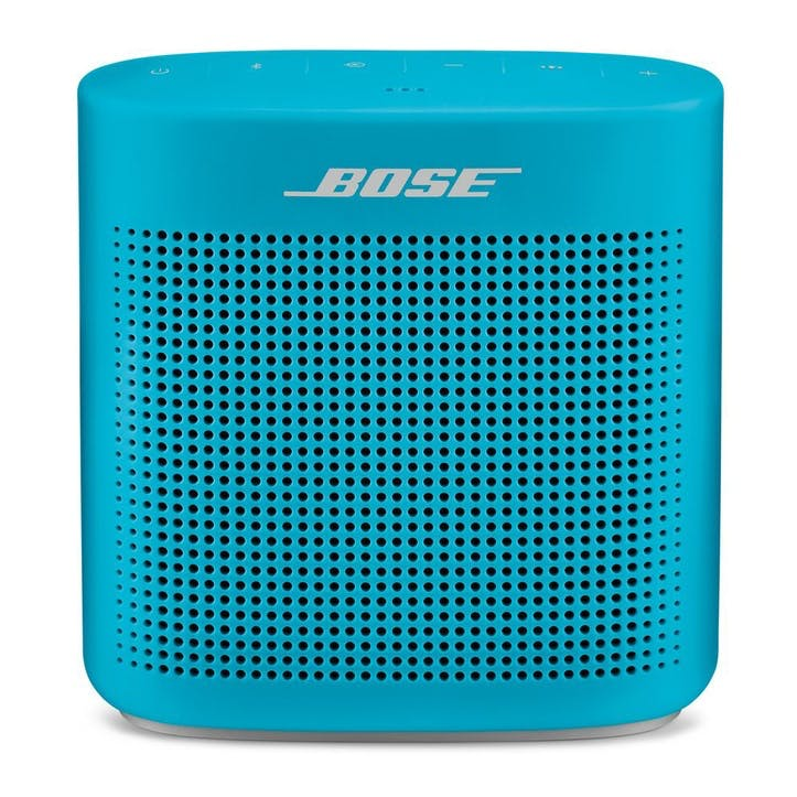 Soundlink Color II Portable Bluetooth Wireless Speaker; Aqua