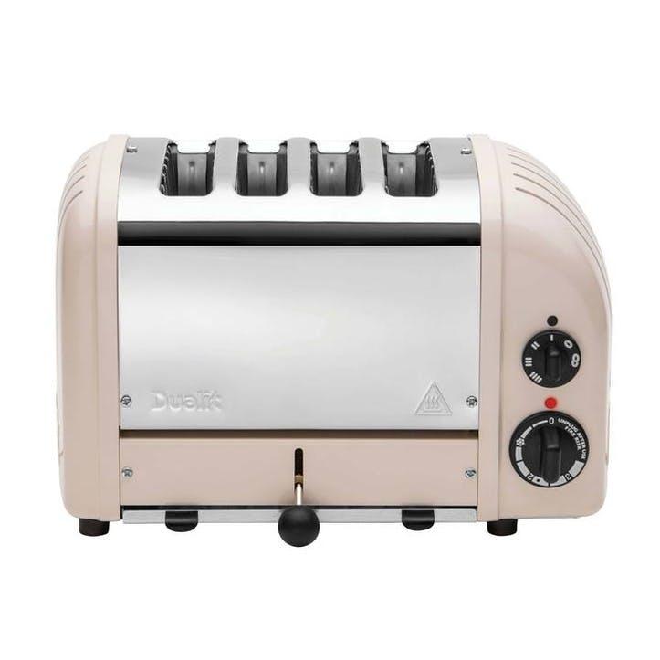 Classic Vario 4 Slot Toaster, Limestone