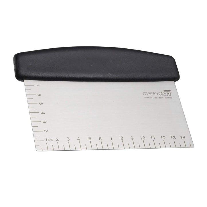 MasterClass Stainless Steel Dough Cutter