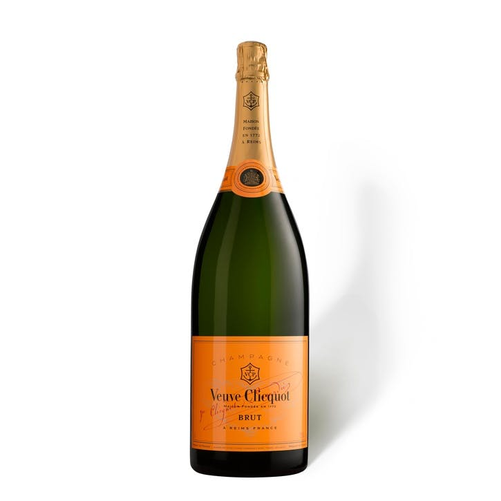 Veuve Clicquot Yellow Label - Jeroboam