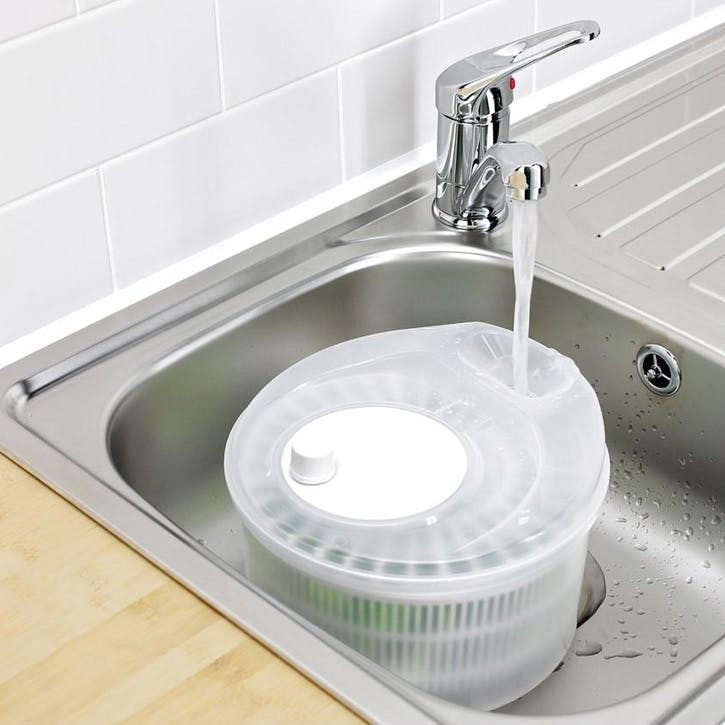 Sink Salad Washer/Dryer