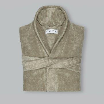 Kando Robe, Stone, Extra Large