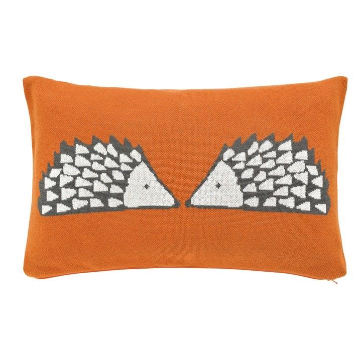 Spike The Hedgehog Cushion, Pumpkin
