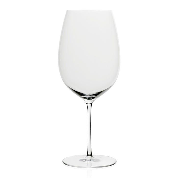 Starr Bordeaux Wine Glasses, Set of 4