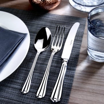 Everyday Classics Royal Pearl Cutlery Canteen Set - 58 Piece
