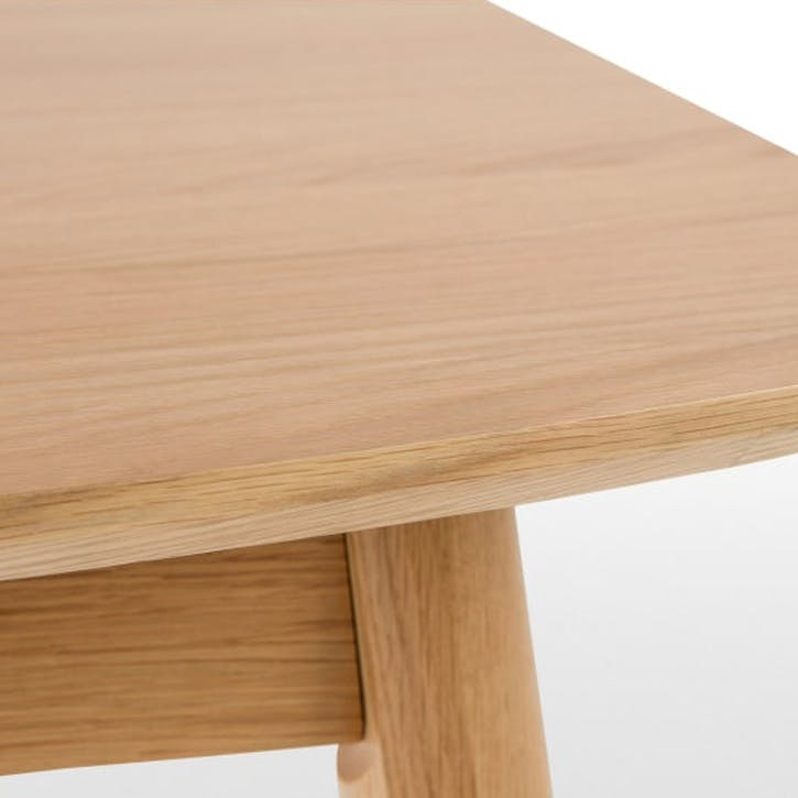 Deauville Extending Dining Table, Oak