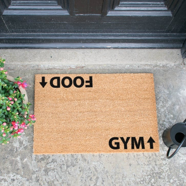 Gym Addict Doormat