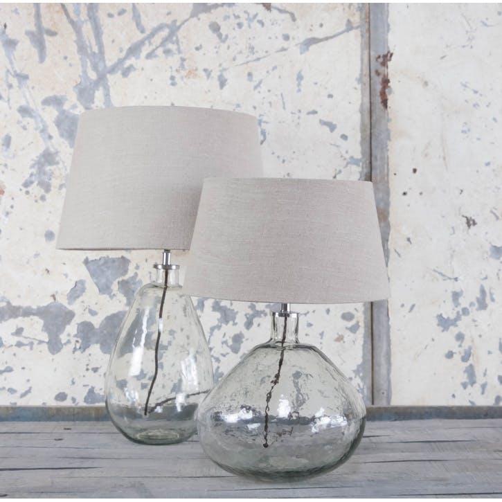Baba Glass Lamp - Tall