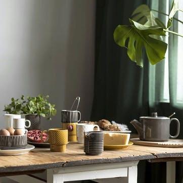 Coffee & More, Milk Jug, 250ml, Grey