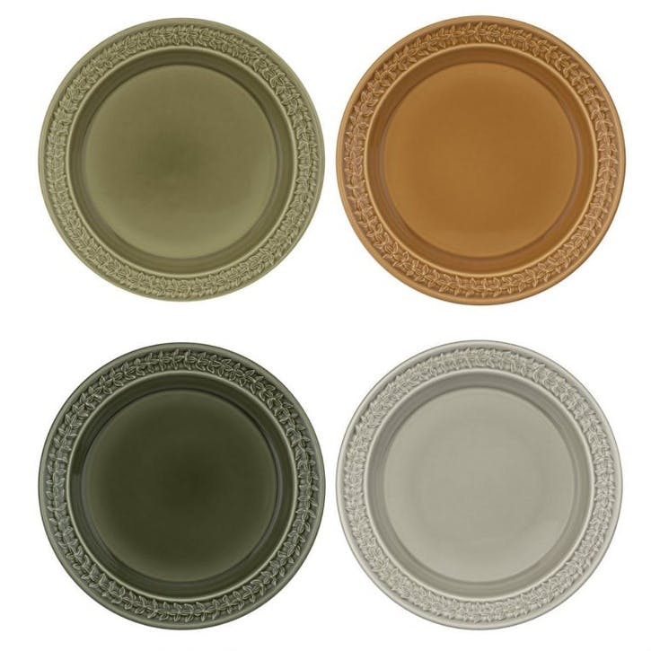 Botanic Garden Harmony Dinner Plates, Set of 4
