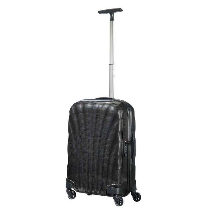 Cosmolite Spinner Suitcase, 55cm, Black