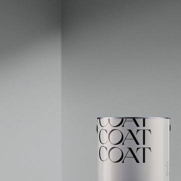 Flat Matt Wall & Ceiling Paint, On Mute Mid Grey 2.5L