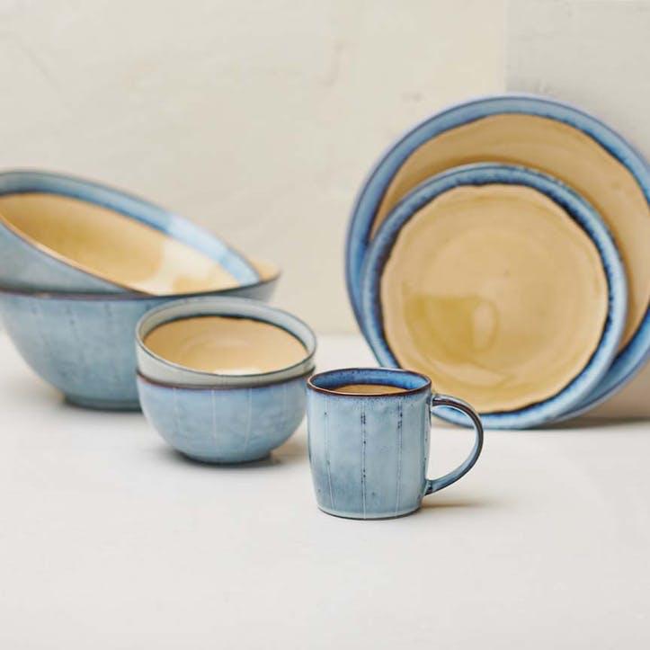 Dakara Handled Mug; Mustard