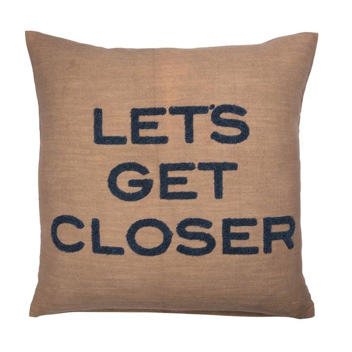 Let's Get Closer Cushion, Safari