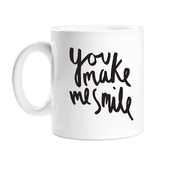 'You Make Me Smile' Mug
